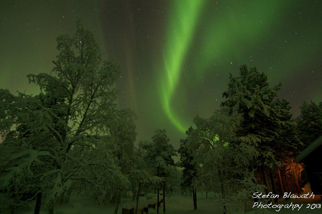 Nordlichter - Schweden